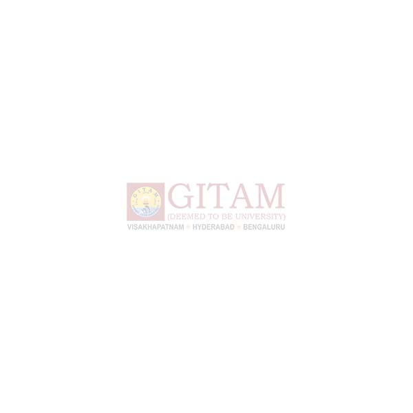 GITAM Pro-vice-chancellor-medical-sciences image visakhapatnam campus